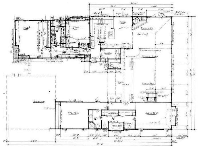 U shaped floor plans house plans home designs for U shaped house plans